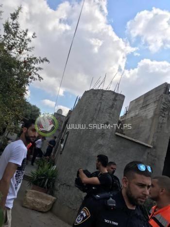 مصرع سيدة فلسطينية على يد زوجها طعنا بالسكين