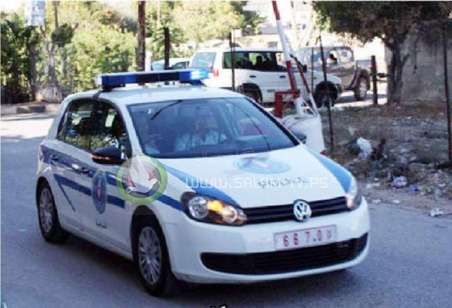 الشرطة تقبض على السائق المتسبب في وفاة طفل دهسا في الخليل