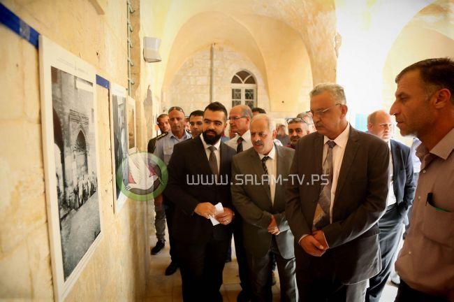 طولكرم: افتتاح معرض الصور التاريخية لفلسطين .. فيديو