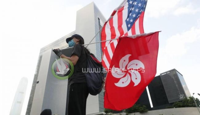 الصين ترد على واشنطن وتفرض عقوبات على منظمات امريكية