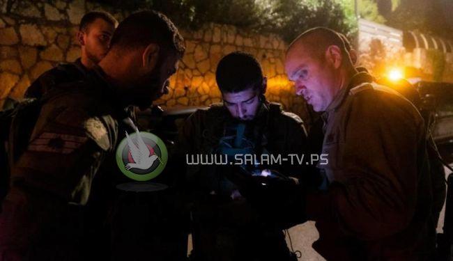"""الاحتلال: العثور على جثمان يشتبه بأنه لمنفذ عملية """"دوليب"""""""