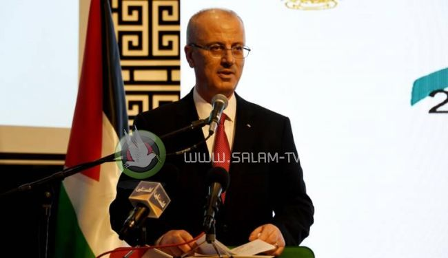 الحمد الله لاميركا : الضغوط لن تفلح في اجبار شعبنا على التنازل