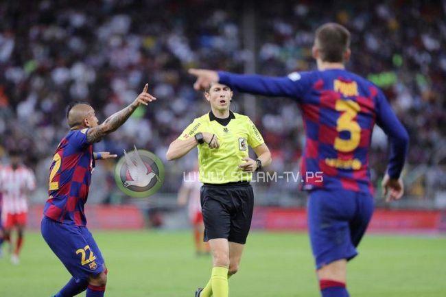 أتلتيكو يصعق برشلونة في لقاء مجنون ويبلغ نهائي السوبر 9 يناير 2020