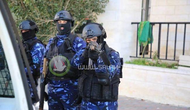 إلقاء القبض على شخصين اعتدوا على موقع أثري في رام الله