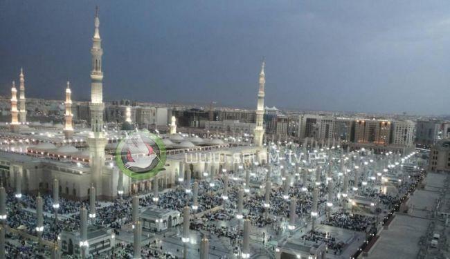 قرار سعودي خاص بالمسجد النبوي لاول مرة منذ 40 عاما
