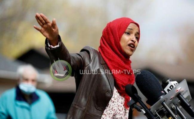 """رئيسة مجلس النواب الامريكي توبخ """"الهان عمر"""" بسبب مواقفها من """"اسرائيل """""""