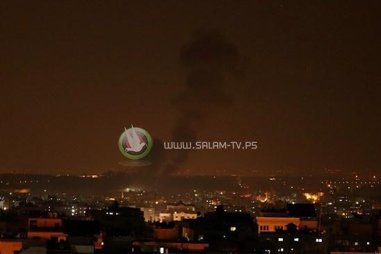 شهيد و3 اصابات شمال القطاع