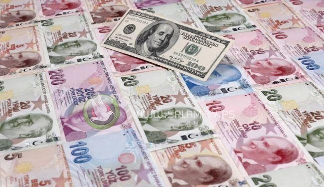 اكراماً لأردوغان...رجل أعمال فلسطيني يحول أكثر من 800 الف دولار الى العملة التركية