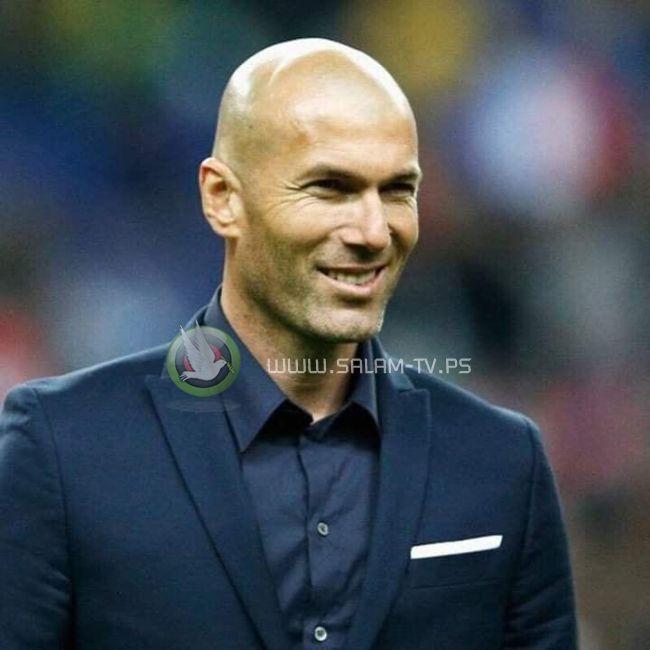 رسميا : زيدان يعود مدربا لريال مدريد