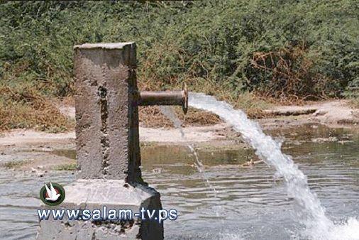 محاضرة حول اهمية المياه ومصادرها لطالبات مدرسة بنات قفين