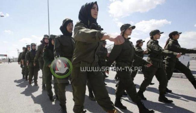 فتح باب التجنيد للنساء في غزة