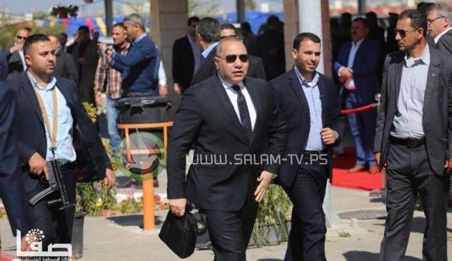 الوفد الامني المصري : لن نغادر غزة وسنواصل مهمتنا في انهاء الانقسام