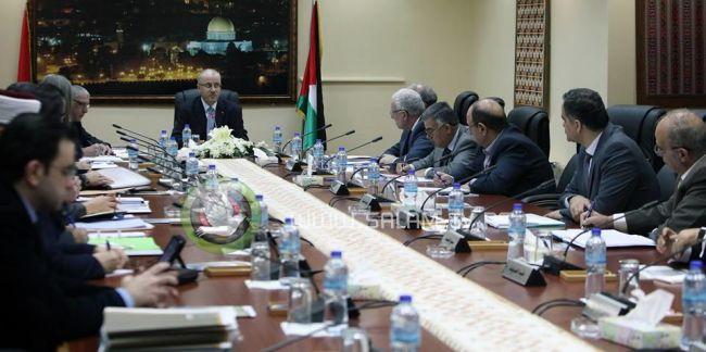 """مجلس الوزراء: امتحان تجريبي لنظام """"التوجيهي"""" الجديد وتنظيم محافظات الوطن في 4 أقاليم"""