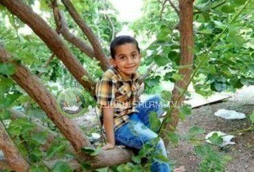 النائب العام يحظر النشر بقضية مقتل الطفل أيهم قزمار