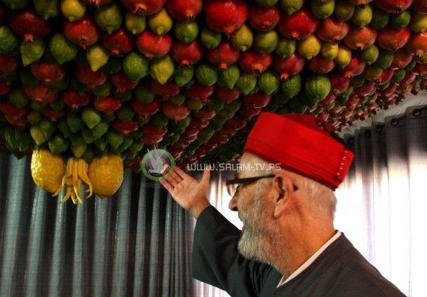 السامريون يحتفلون بعيد العرش