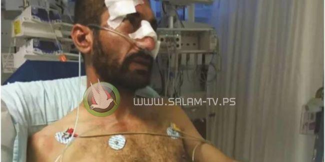 اسرائيلي يتعرض للضرب من شرطة الاحتلال قال لهم أنا كنت في لواء جولاني فأجابوه: ونحن حزب الله