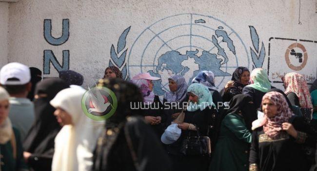 42 بالمئة من سكان دولة فلسطين لاجئون