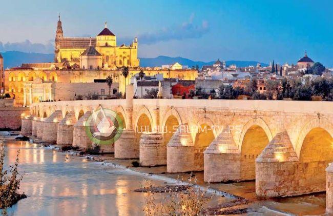 مدينة الزهراء من شواهد الحكم الاسلامي بالأندلس