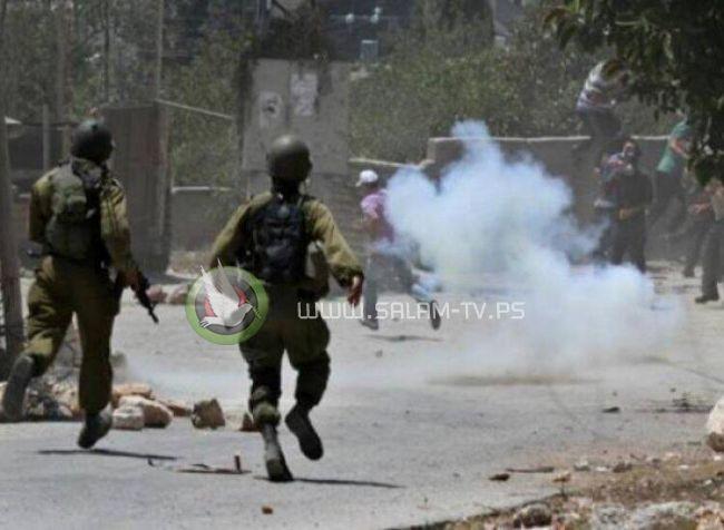 إصابات واعتقالات خلال مواجهات مع الاحتلال غرب طولكرم