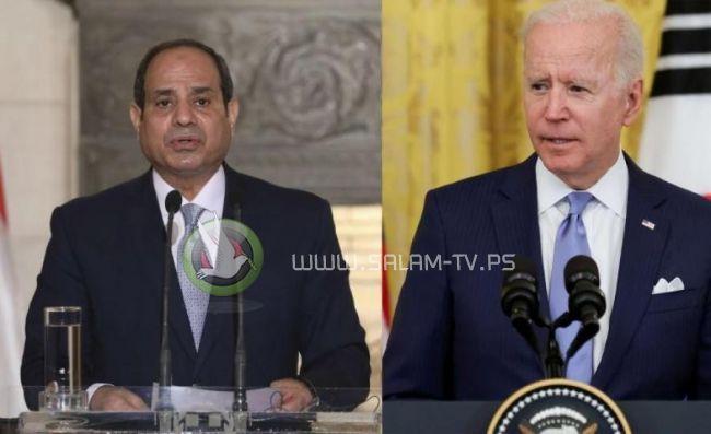 ادارة الرئيس الامريكي تقرر حجب وتجميد مساعدات عسكرية لمصر