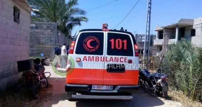 غزة: مصرع مسن وطفلة بحادثين منفصلين
