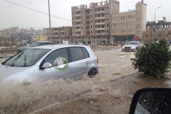 تحذيرات من السيول- حالة قوية من عدم الاستقرار الجوي