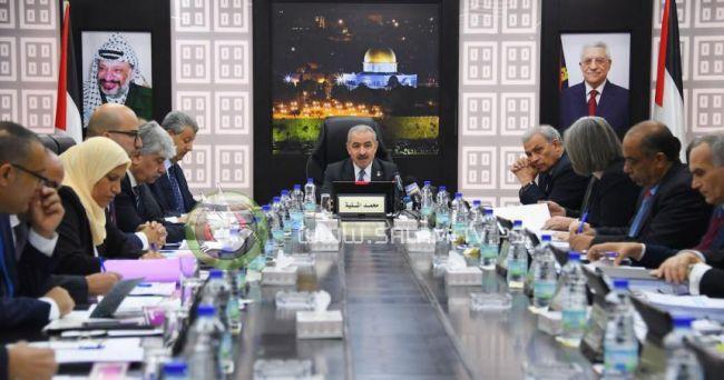 """الحكومة: موقف دولة فلسطين ومنظمة التحرير فيما يتعلق بـ""""ورشة المنامة"""" ثابت بعدم حضورها"""