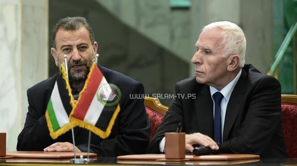 ضغط مصري لعقد لقاء ثنائي بين فتح وحماس