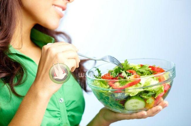 النباتية هل أصبحت الاتجاه الجديد في الغذاء ؟
