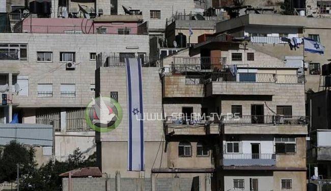 اسرائيل تصادق على توسيع الاستيطان في سلوان