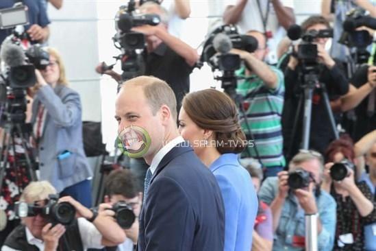 ما هي الرسالة من زيارة الأمير البريطاني للمنطقة