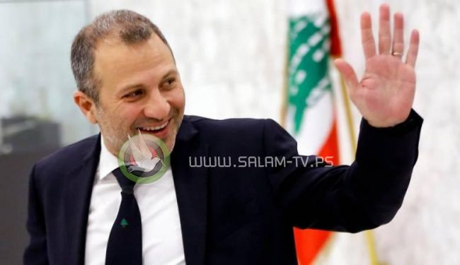 """الاطاحة بوزير الخارجية اللبناني """"جبران باسيل """" وتعيين نصيف حتي وزيرا للخارجية في لبنان"""