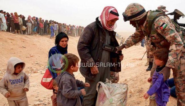 قائد الجيش الأردني: لا يمكن أن نوجه سلاحنا لأي لاجئ سوري