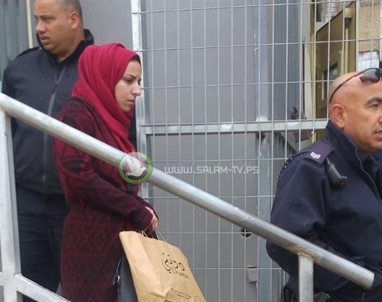 الاحتلال يعتقل دكتورة في تل ارميدة