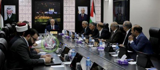 أبرز قرارات مجلس الوزراء في جلسته الاسبوعية