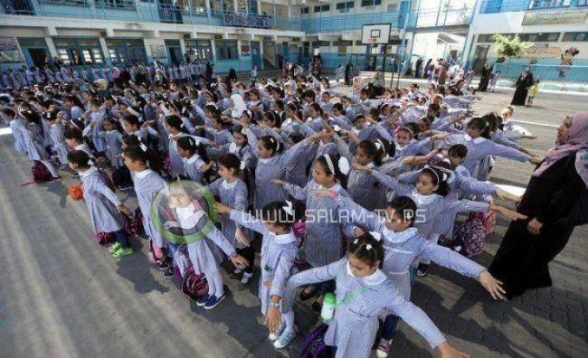 الاونروا تعطل مدارسها ومرافقها الأحد
