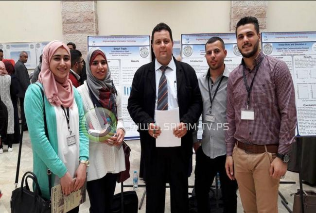 الاتحاد الدولي للتعليم المدمج في كندا يختار د. محمد أبو عمر من طولكرم عضواً في اللجنة التحضيرية لمؤتمره الدولي